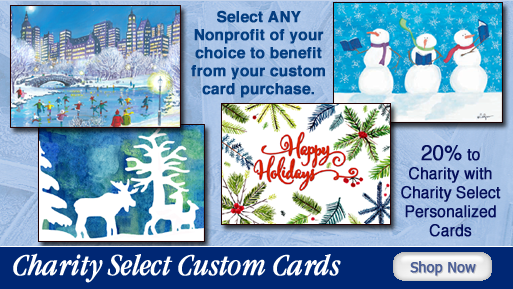 charity select - Holiday Cards For Charity
