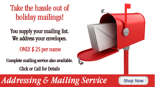 Addressing & Mailing