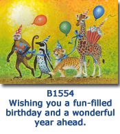 Birthday Dots Birthday Card
