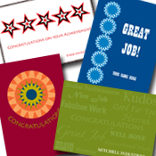 employee recognition cards