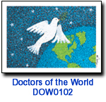 DOW0102 A Peaceful World