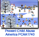 PCAA1740 Winter Celebration charity holiday card